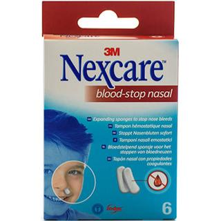 Nexcare Blood-Stop Nasal Plugs 6pcs