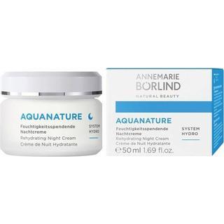 Annemarie Börlind AquaNature System Hydro Rehydrating Night Cream 50ml