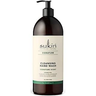 Sukin Signature Cleansing Hand Wash 1000ml
