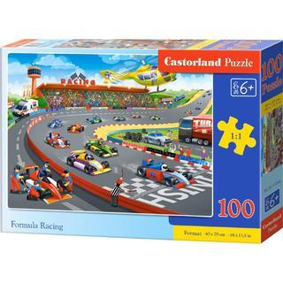 Castorland Formula Racing 100 Pieces
