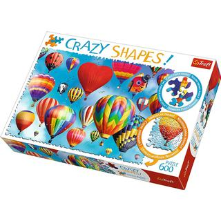 Trefl Colorful Balloons Crazy Shapes