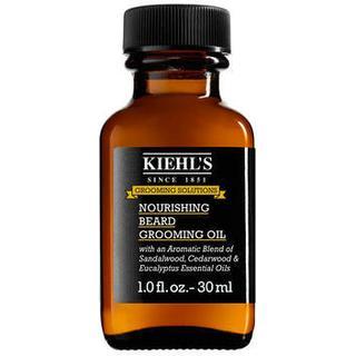 Kiehl's Grooming Solutions Nourishing Beard Grooming Oil 30ml