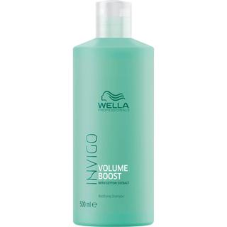 Wella Invigo Volume Boost Bodifying Shampoo 500ml