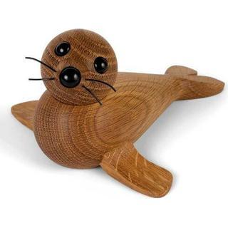 Spring Copenhagen Female Seal Figurine