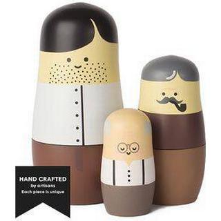 Spring Copenhagen Expressions Fathers Figurine