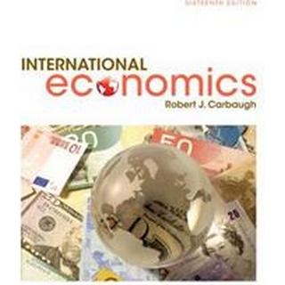 International Economics (Hardcover, 2016)
