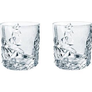 Nachtmann Sculpture Whisky Glass 37 cl 4 pcs