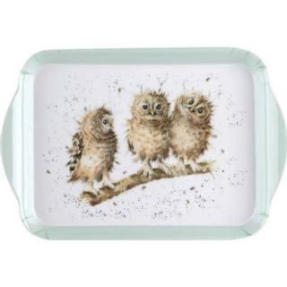 Wrendale Designs Owl Scatter Serving Tray