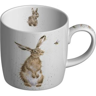 Wrendale Designs Hare and the Bee Cup 30 cl 8 cm