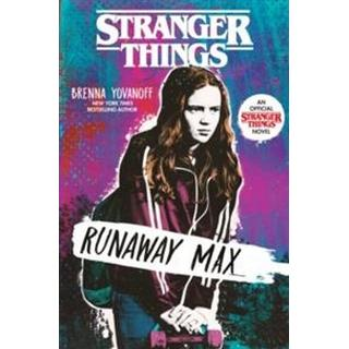 Stranger Things: Runaway Max (Hardcover, 2019)