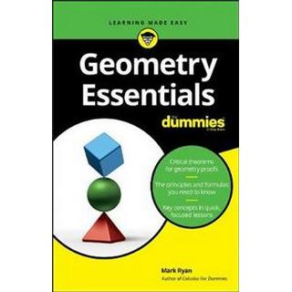 Geometry Essentials For Dummies (Paperback, 2019)