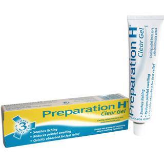 Preparation H Clear 25g
