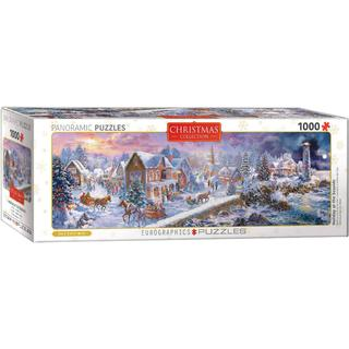 Eurographics Holiday at the Seaside 1000 Pieces
