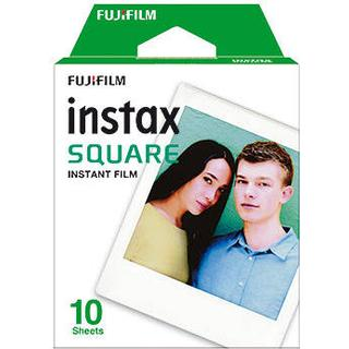 Fujifilm Instax Square Film White 20 pack