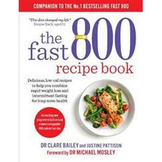 The Fast 800 Recipe Book (Paperback, 2019)