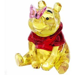 Swarovski Winnie the Pooh with Butterfly 6.5cm Figurine