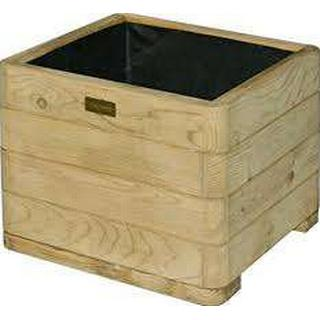 Rowlinson Marberry Square Flower Box 39cm