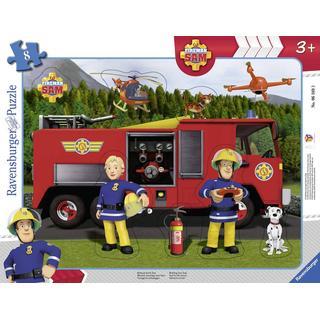 Ravensburger Sam the Fireman Brave Rescue 8 Pieces