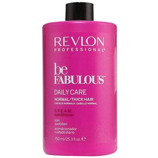 Revlon Be Fabulous Daily Care Normal & Thick Hair Cream Conditioner 750ml