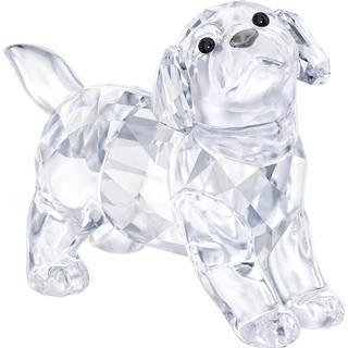 Swarovski Labrador Puppy Standing 4cm Figurine