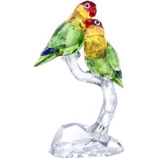 Swarovski Lovebirds 16cm Figurine