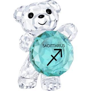 Swarovski Kris Bear Sagittarius 3.1cm Figurine