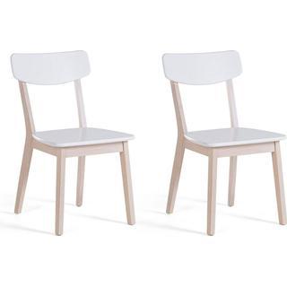 Beliani Santos 2-pack Kitchen Chair
