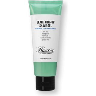 Baxter Of California Beard Line-Up Shave Gel 100ml