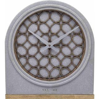 Nextime Concrete Love 21.5cm Table clock