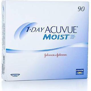 Johnson & Johnson 1-Day Acuvue Moist 90-pack