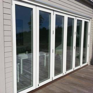Vilenta Åre Folding Door Cured Glass (280x210cm)