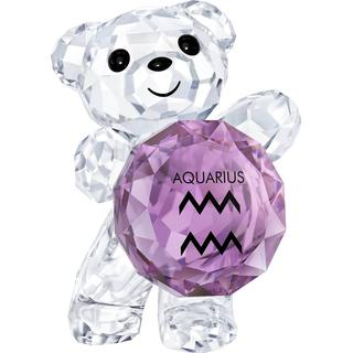 Swarovski Kris Bear Aquarius 3.1cm Figurine