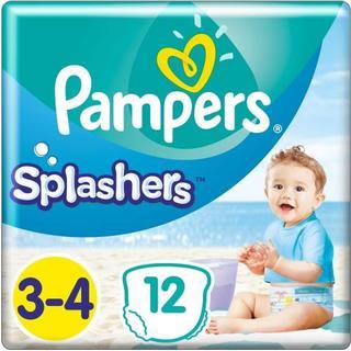 Pampers Splashers S3-4 - White