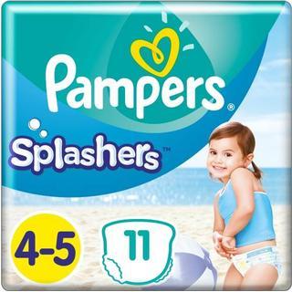 Pampers Splashers S4-5 - White