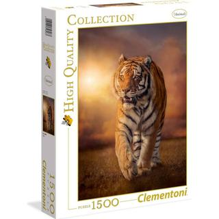 Clementoni High Quality Collection Tiger 1500 Pieces