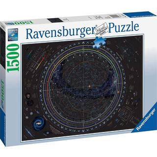 Ravensburger Map of the Universe 1500 Pieces