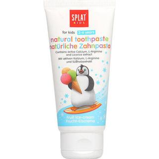 Splat Natural Fruit Ice Cream 50ml