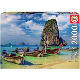 Educa Krabi Thailand 2000 Pieces