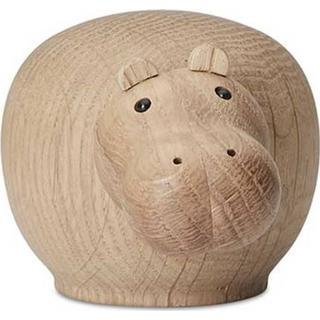 Woud Hibo Hippopotamus 5cm Figurine