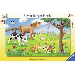 Ravensburger Cute Animal Friends 15 Pieces