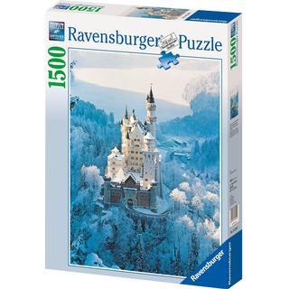 Ravensburger Neuschwanstein in Winter 1500 Pieces