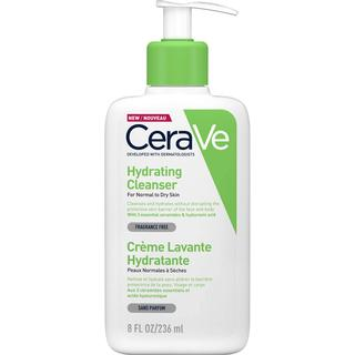 CeraVe Hydrating Facial Cleanser 236ml