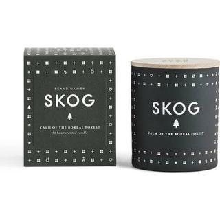 Skandinavisk Skog Scented Candles