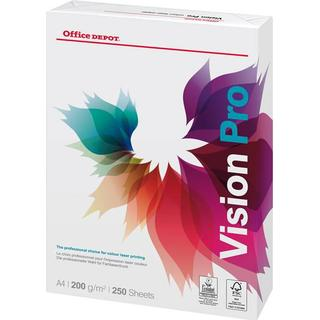 Office Depot Vision Pro 200g A4 250