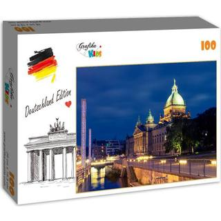Grafika Germany Edition - Federal Administrative Court 100 Pieces