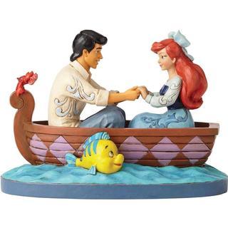 Disney Tradition Ariel & Prince Eric Figurine