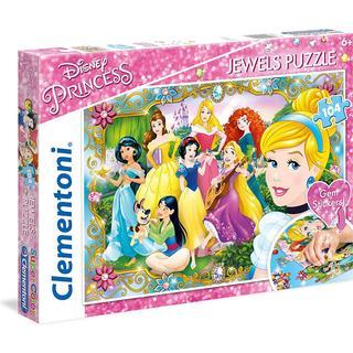 Clementoni Disney Princess Jewels 104 Pieces