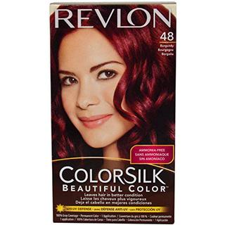 Revlon ColorSilk Beautiful Color #48 Burgundy