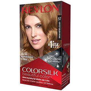 Revlon ColorSilk Beautiful Color #57 Lightest Golden Brown