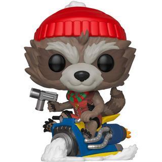Funko Pop! Movies Marvel Rocket
